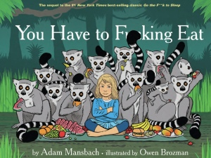 I know it's a book for kids, but I swear to God, this is for new parents as well.